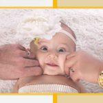 گالری عکس کودک دختر تا شش ماه (سری اول)