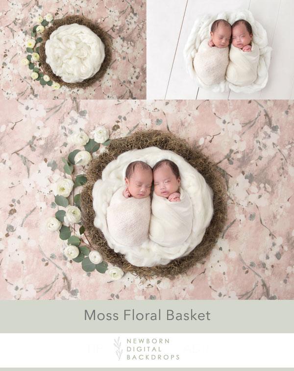ایده فوق العاده عکاسی نوزاد