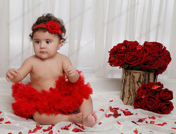 عکس ولنتاین نوزاد