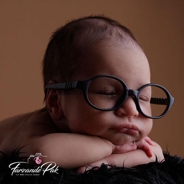 روش عکاسی از نوزاد