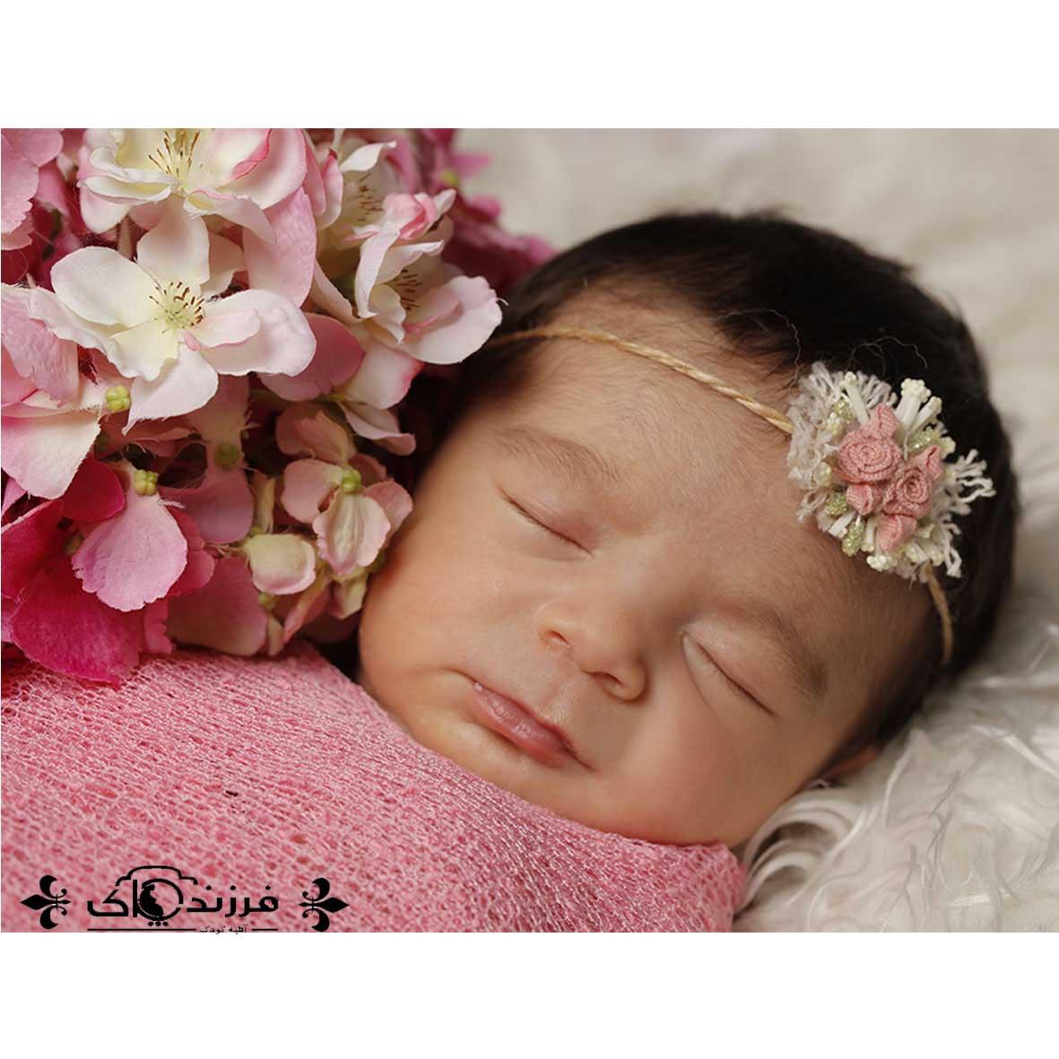 عکس نوزاد جدید