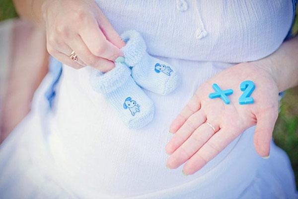 ایده عکاسی بارداری
