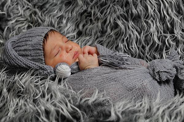 عکاسی نوزاد پسر