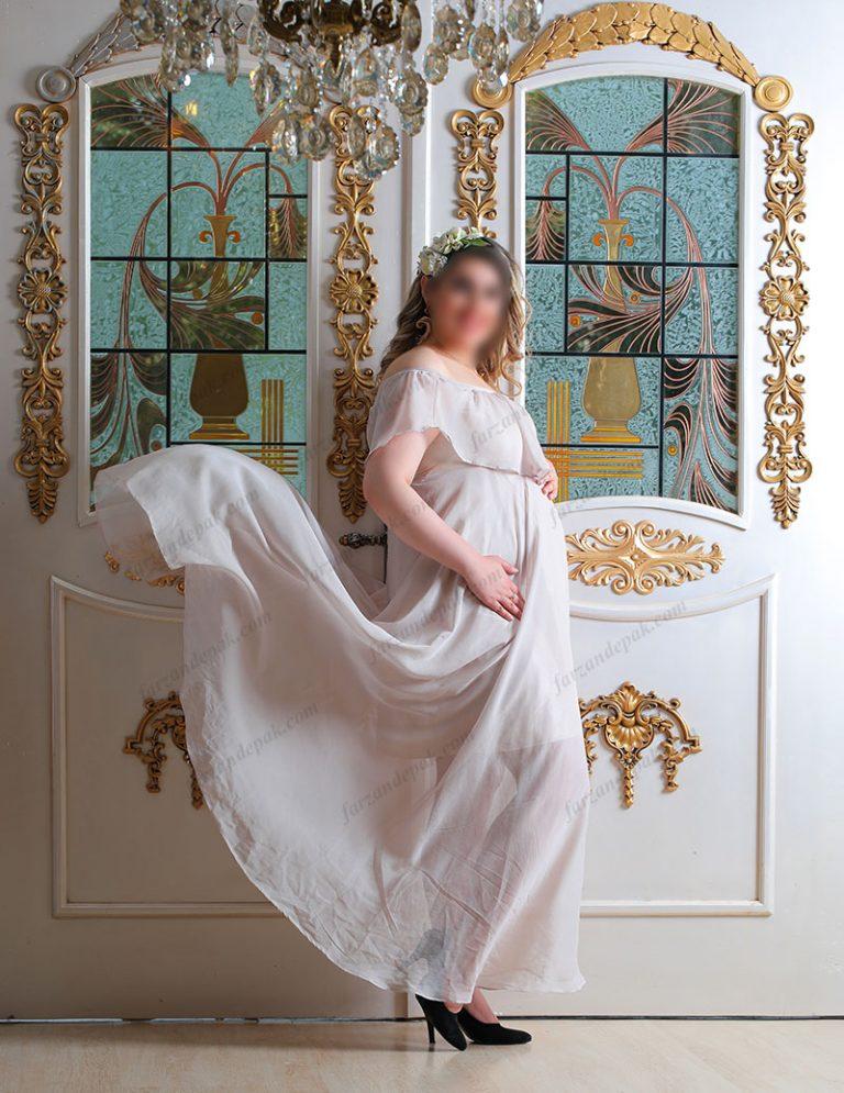 عکس بارداری سال 99 – سری دوم