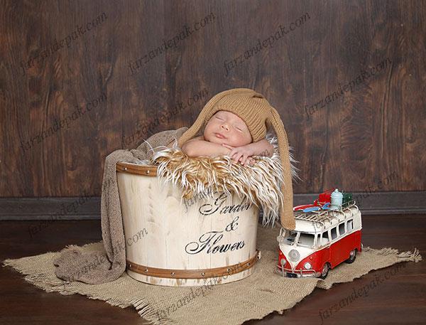 آتلیه عکس نوزاد