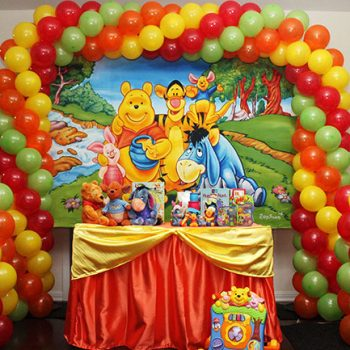دکور جشن تولد