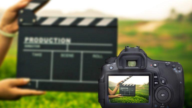 فیلمبرداری و ساخت کلیپ