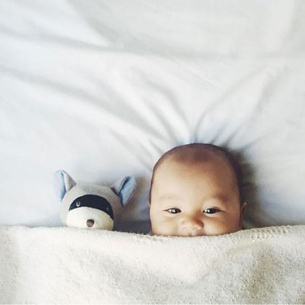 عکس طنز نوزادان