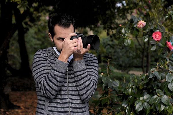 چگونه به درستی دوربین را نگه داریم