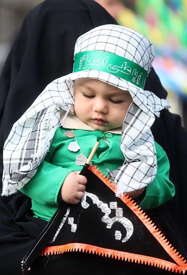 لباس سقایی نوزاد