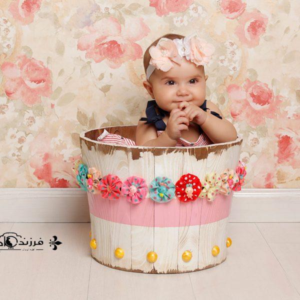 اتلیه عکاسی کودک