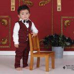 گالری عکس کودک پسر تا یک سال (سری اول)