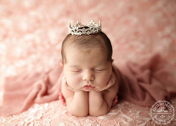 پوزیشن عکس نوزاد