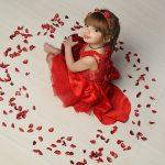 گالری عکس کودک دختر تا سه سال (سری اول)