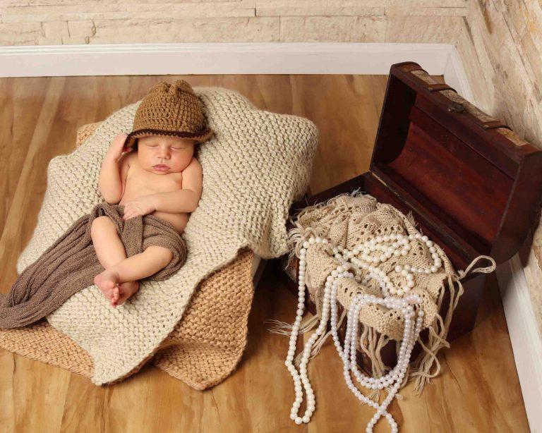 گالری عکس کودک پسر تا یک ماه (سری اول)