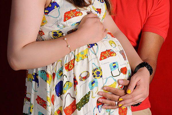 زمان عکاسی بارداری