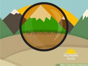 روش عکاسی از کوه ها – بخش اول