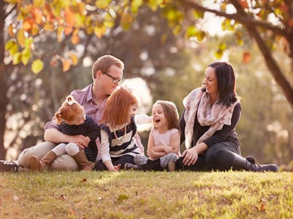 15نکته برای عکاسی پرتره خانوادگی – بخش دوم