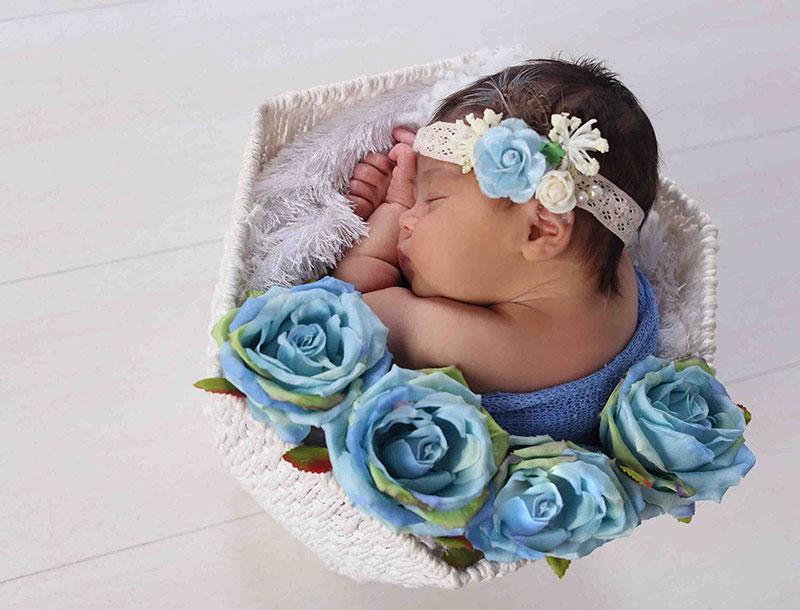 تجهیزات عکاسی نوزاد