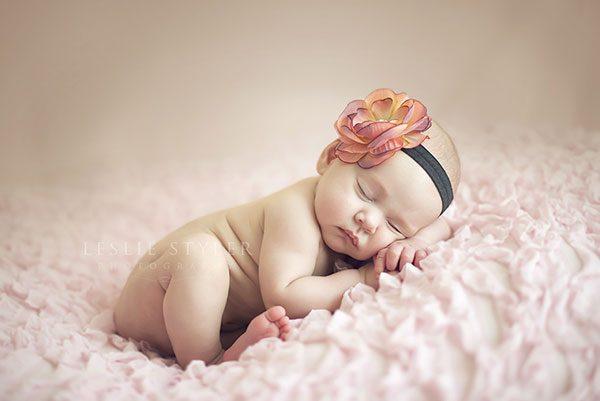 عکاسی از نوزادان