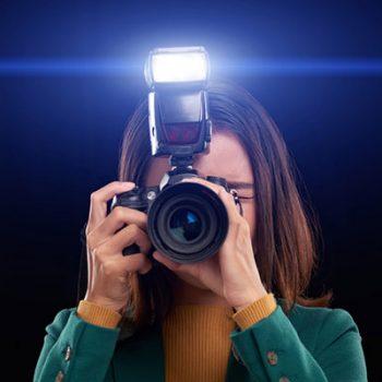 کاربرد فلاش دوربین