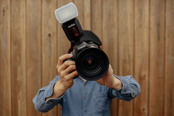 دیفیوزر فلاش دوربین