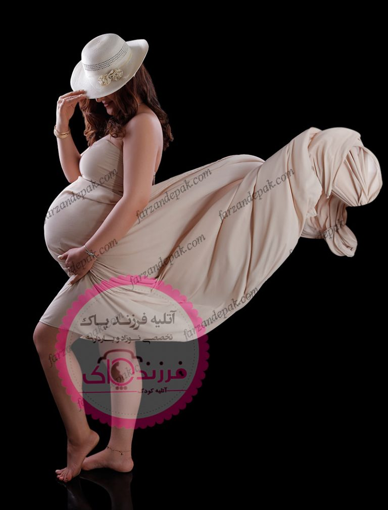 نمونه لباس بارداری