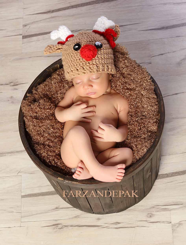 مدل عکس نوزاد ایرانی