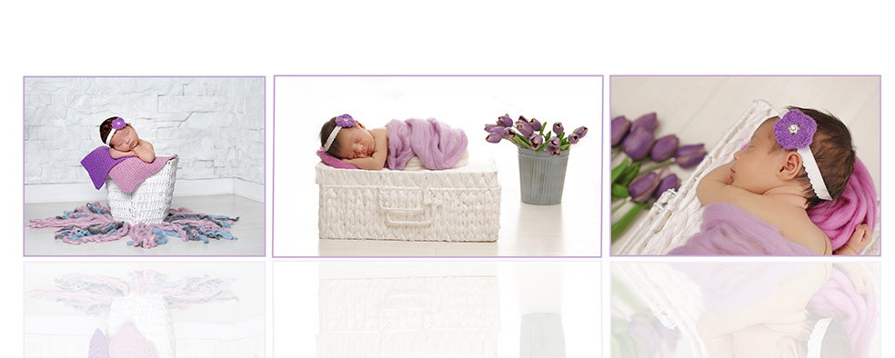 آتلیه بارداری و نوزاد در تهران