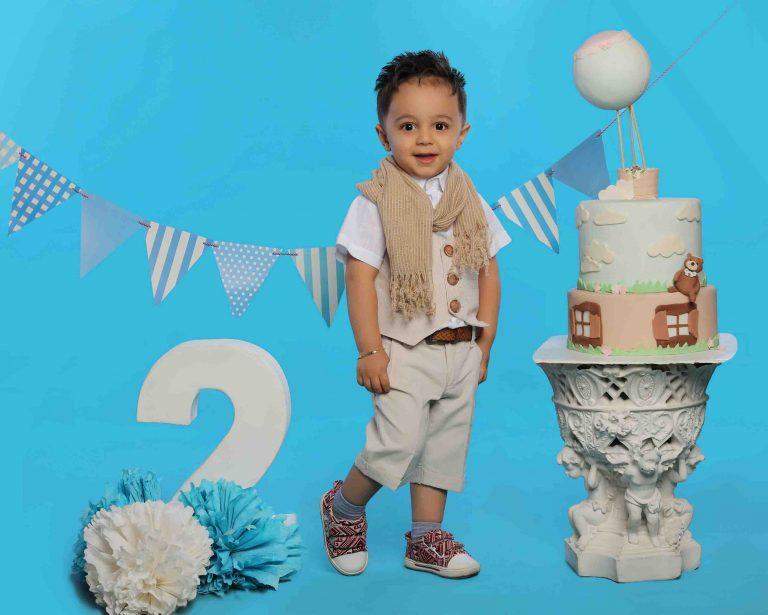 گالری عکس کودک پسر تا دو سال (سری اول)