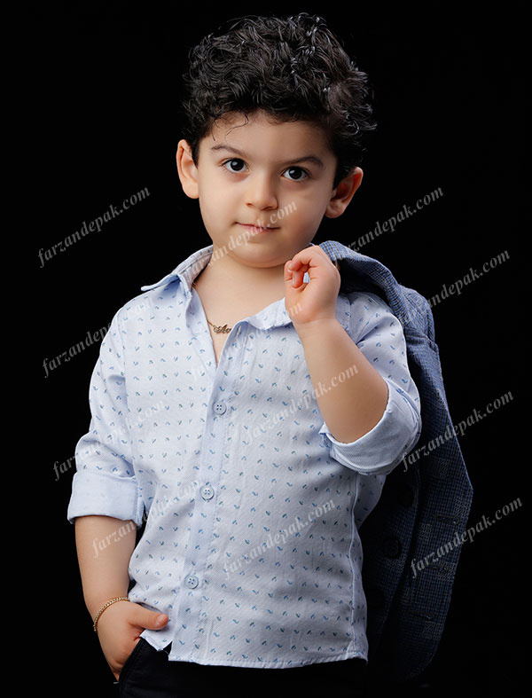 گالری عکس پسر بچه بالای یک سال (سری دوم)