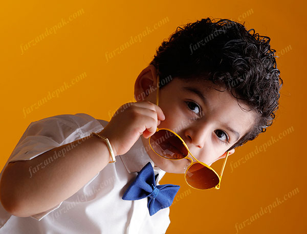 عکس پسر بچه
