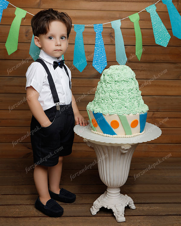 گالری تم کیک تولد (سری سوم)