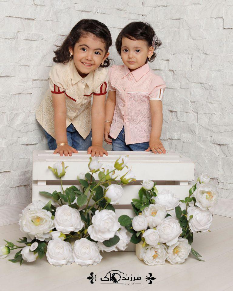 گالری عکس کودک دختر 2 تا 4 سال (سری دوم)