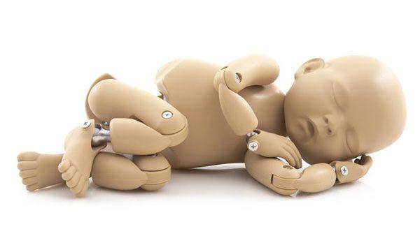 اموزش عکاسی نوزاد با عروسک