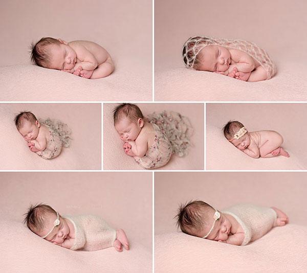 آلبوم عکس نوزاد
