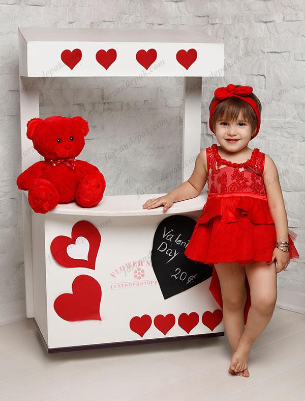 ایده عکس ولنتاین دختر