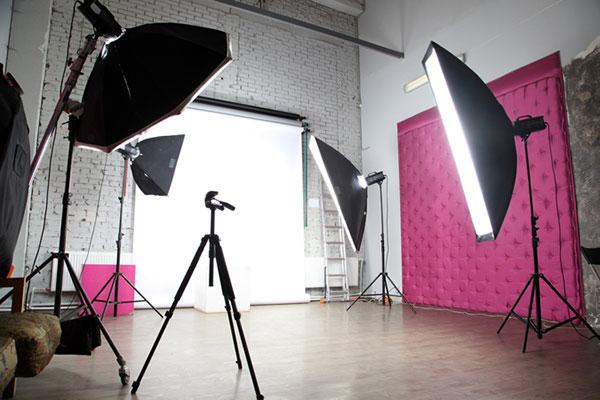 تجهیزات نورپردازی آتلیه عکاسی